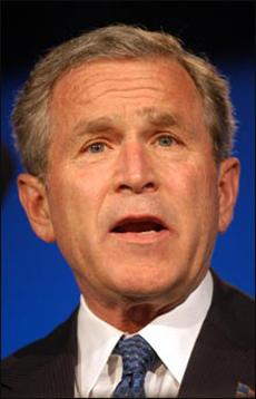 """""""THE TIMES"""": """"50 откровений на религиозную тему: из собрания сочинений Джорджа Буша"""""""