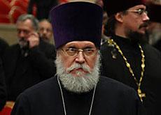 Отец Леонид Ролдугин избран делегатом на Поместный Собор от Московской епархии